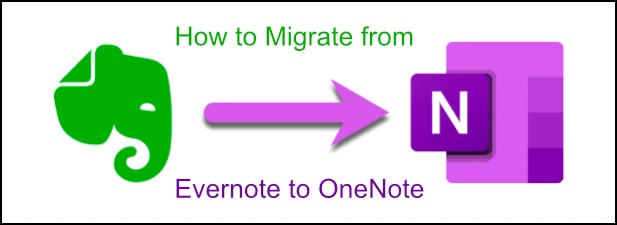 Evernote-OneNote