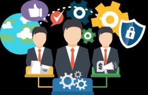 ควบคุมองค์กรโดยใช้เทคโนโลยี