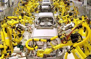 อุตสาหกรรมผลิตรถยนต์